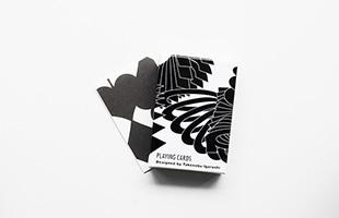 IGA PLAING CARDS 五十嵐威暢 トランプカード ブラック