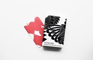 IGA PLAING CARDS 五十嵐威暢 トランプカード レッド