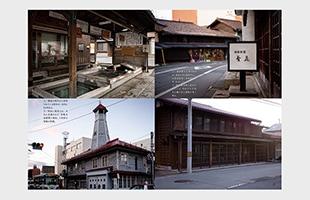 南部鉄器が生まれた町、盛岡を撮りおろした風景写真も掲載しております