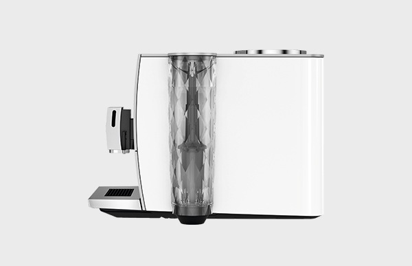 JURA ユーラ ENA8 はNordic Whiteと Metropolitan Blackの2色展開となっております