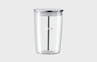 JURA ユーラ ミルクコンテナ Glass milk container