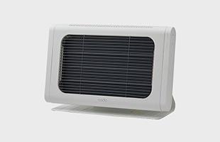cado 電気ヒーター SOLO-002 White