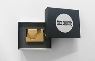 COOL MILLINGS TAPE CUTTERボックスパッケージのイメージ