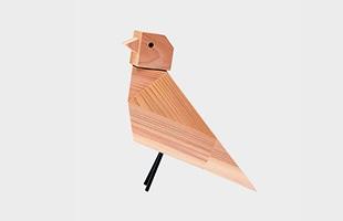石巻工房 オーナメントキット ISHINOMAKI BIRD
