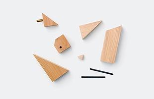オーナメントキット「ISHINOMAKI BIRD(石巻バード)」は石巻工房の魅力「DIY+DESIGN」をご家庭で気軽に楽しんで頂けるアイテム