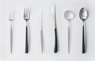 Noor Dinner サイズとGOA Dinner サイズの比較イメージ