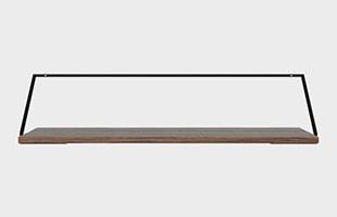 menu Rail Desk Dark Oak