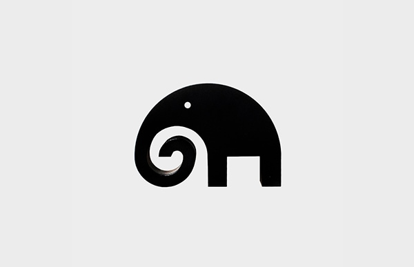 五十嵐 威暢 Elephant Ornament S