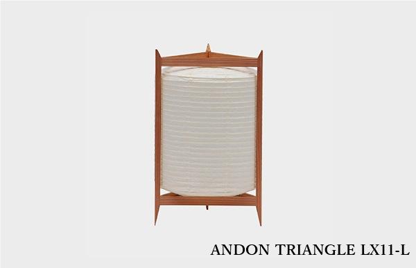 ANDON TRIANGLE LX11-L コードレスLED照明