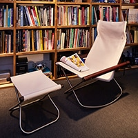 NY Chair ニーチェアX ロッキングのイメージ