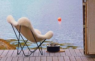 BKF Chair ICELAND MARIPOSA イメージ