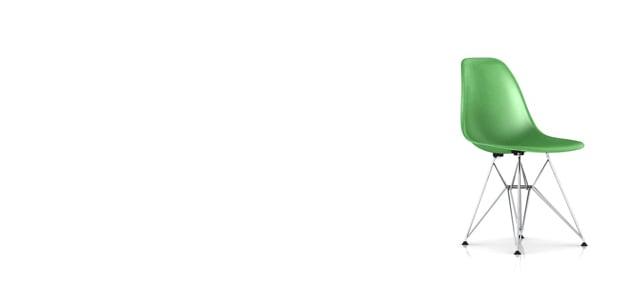【正規保証5年】ハーマンミラー社 イームズ 椅子 FRPシェルチェア ワイヤーベース サイドチェア(パーチメント×ブラック)