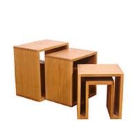 abode アボード/ネスティングテーブル/3個set