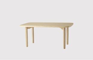 柳宗理/天童木工/ダイニングテーブル/ブラウン[柳宗理 sori yanagi/ダイニングテーブルは天童木工 tendo]