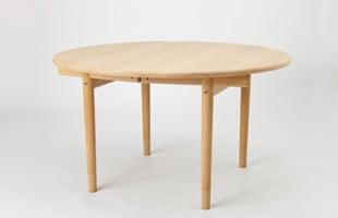 ハンス・j・ウェグナー/テーブル/PP70/126/オークソープ[ 北欧製テーブルはハンス・j・ウェグナー ]