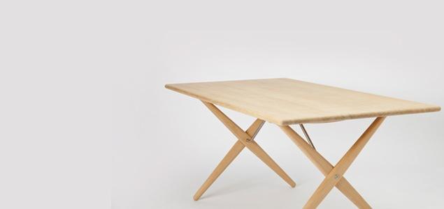 ハンス・j・ウェグナー/テーブル/PP85/160/アッシュソープ[ 北欧製テーブルはハンス・j・ウェグナー ]