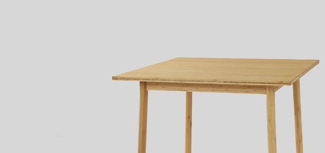 TEORI テオリ/スクエアテーブル