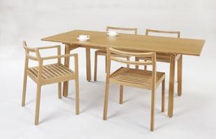 TEORI テオリ/TENSION テーブル[W1500]