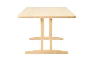 ボーエ・モーエンセン/C18B テーブル/シェーカーテーブル/ビーチ・ラッカー [ ボーエ・モーエンセンのフレデリシア/シェーカーテーブルC18 ]