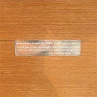 【世界で限定生産50台】ハンス・j・ウェグナー/PP586 フルーツボウル【シリアルNo入シルバープレート付】[北欧のフルーツボウルはハンス・j・ウェグナー]