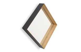 teori テオリ/ウォールミラー・壁掛け・姿見・鏡/zero ゼロ/KAKU[ウォールミラー・壁掛け・姿見・鏡はteori テオリ]KAKU