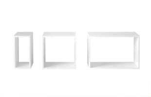 北欧 MUUTO(ムート) STACKED/シェルフ ラック/ホワイト M【シェルフ単品】 [北欧シェルフ ラックはMUUTO(ムート) ]