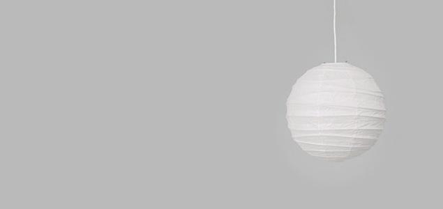 Isamu Noguchi(イサムノグチ)和紙 照明/AKARI(あかり)D 37D[和紙 照明はイサムノグチ/AKARI/あかり]
