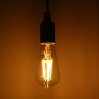温かみのある光はLisaとの相性も抜群です