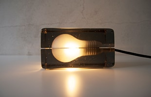 Block Lamp/smoke 点灯時