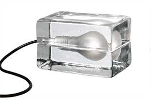 【正規輸入販売店】Harri Koskinen ハッリ コスキネン/Mini Block Lamp ミニブロックランプ [ DESIGN HOUSE Stockholm デザインハウス ストックホルム