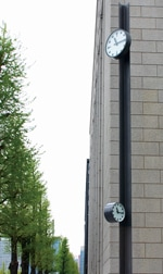 渡辺力 riki watanabe|日比谷の時計 WR12-03 壁掛け・掛け時計/ウォールクロック
