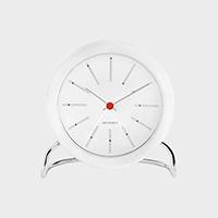 ローゼンダール/アルネ ヤコブセン/置き時計・アラームクロック/BANKERS バンカーズ[北欧のおしゃれ 置き時計・アラームクロックはアルネ ヤコブセン]