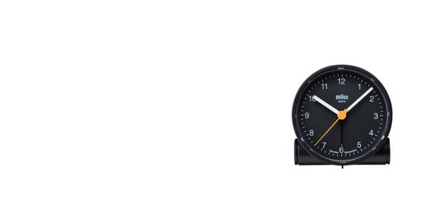 braun ブラウン/アラームクロック・目覚まし時計/bnc001 [アラームクロック・目覚まし時計はbraun ブラウンbnc001]