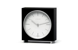 マックスビル max bill(ユンハンス junghans)置き時計/White [ユンハンス おしゃれ置き時計はマックスビル max bill]