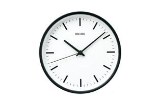 SEIKO/STANDARD Analog Clock/Sサイズ Φ200/KX310<br>【楽ギフ_包装選択】