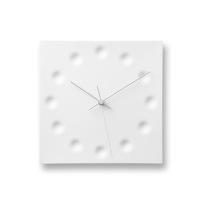 Lemnos 掛時計 Drop draw the existance KC03-23[ レムノスのデザイナーズ ウォールクロック ]