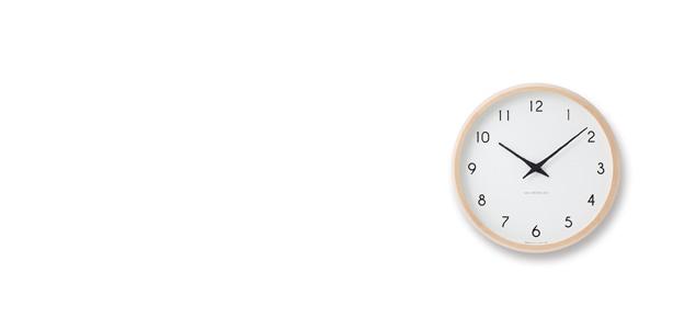 Lemnos/電波時計/Campagne カンパーニュ[全2種] [Lemnosの電波時計 Campagne/カンパーニュ]PC10-24W<br>