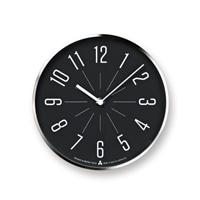 Lemnos 掛時計 JIJI[全3種]  AWA13-03[ レムノスのデザイナーズ ウォールクロック ]