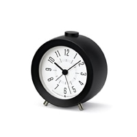 Lemnos/アラームクロック/JIJI alarm[全2種]  AWA13-04 <br>【楽ギフ_包装選択】