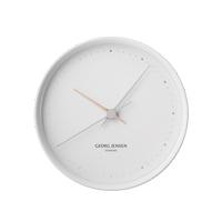 Georg Jensen ジョージ ジェンセン/HK CLOCK Φ22cm/ハーレクイン