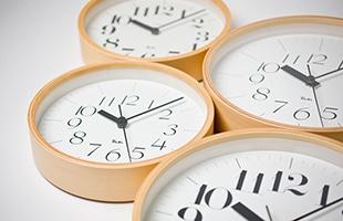 riki clock(リキクロック)電波時計 太字M