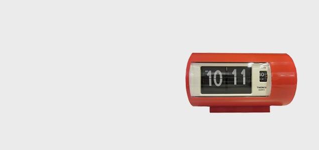 TWEMCO社 置時計/アラーム時計 QT-30T