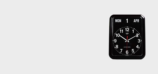 TWEMCO社 置時計/アラーム時計 BQ-12A