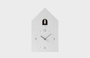 Lemnos レムノス nendo 鳩時計 cuckoo-collection bookend ブックエンド
