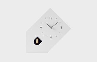 Lemnos レムノス nendo 鳩時計 cuckoo-collection tilt ティルト