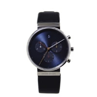 Jacob Jensen ヤコブ イェンセン|腕時計/クロノグラフ 605 Blue