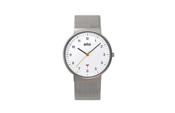 new product e334b be0c7 【5%OFFクーポン対象】braun/ブラウン/腕時計/bnh0032 ブラック×バンドメッシュ [腕時計はbraun  ブラウンbnh0032]-designshop
