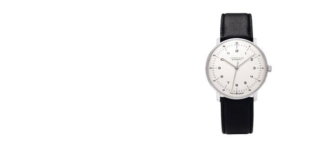 ユンハンス マックスビル(junghans max bill)腕時計(自動巻き)[おしゃれ腕時計はユンハンス マックスビル max bill]