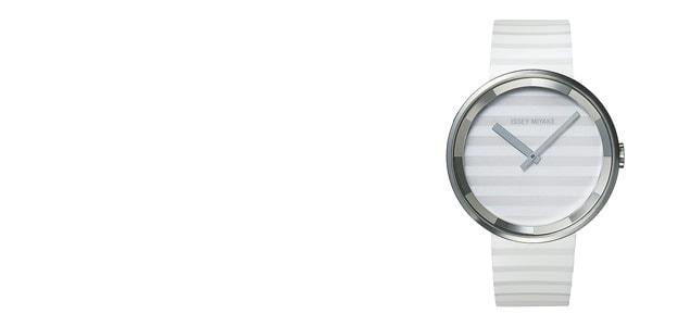 イッセイミヤケ/ジャスパーモリソン/Please   時計・ 腕時計SILAAA06/ステンレススチールバンド・ブラック[  時計・腕時計はイッセイミヤケ/ジャスパーモリソン/Please ]