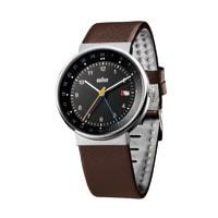braun ブラウン/腕時計/BN0142BKBRG/ブラック×シルバー×ブラウン [腕時計はbraun ブラウンBN0142WHBLG]